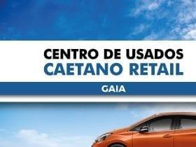 Centro de usados em Gaia