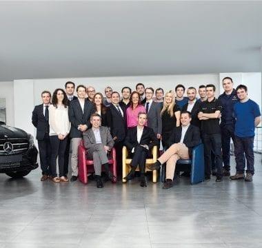 equipa da Caetano Star