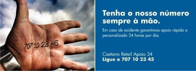 Caetano Retail Apoio 24