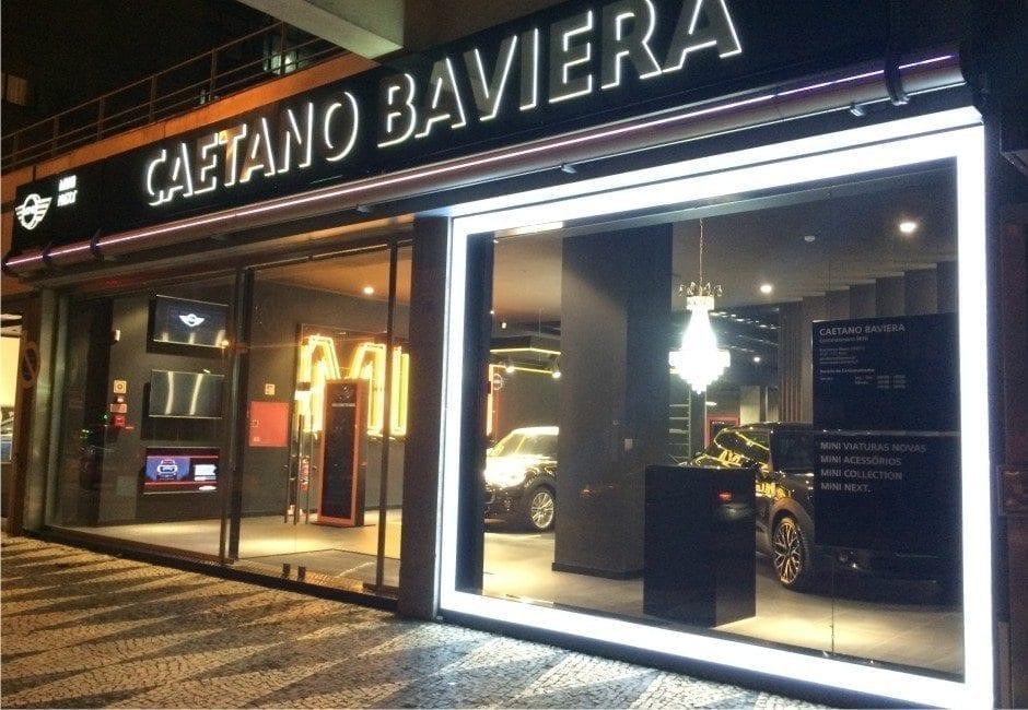 Caetano Baviera MINI em Campo Alegre