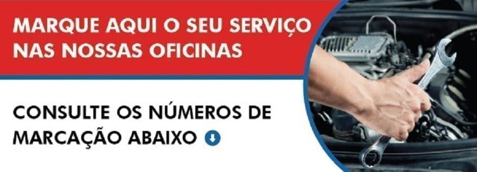Marcação de Serviço Oficina Caetano Retail.