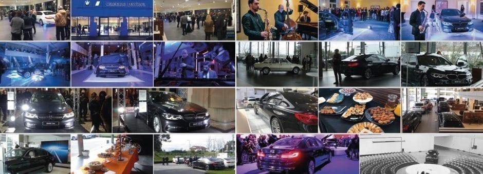apresentação BMW Série 5