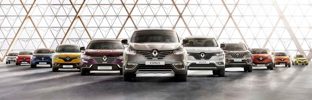 melhores carros Renault