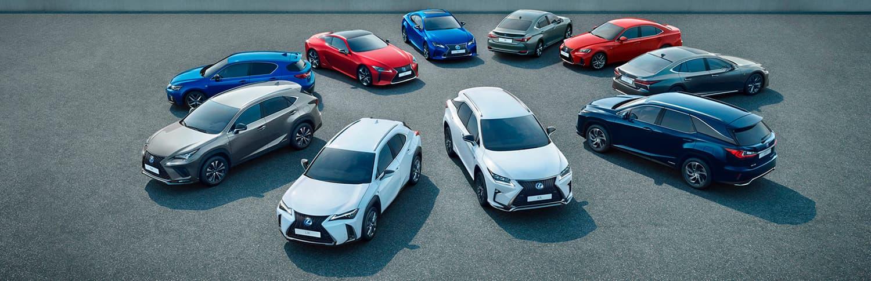 melhores automóveis Toyota