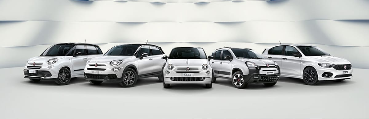melhores automóveis Fiat