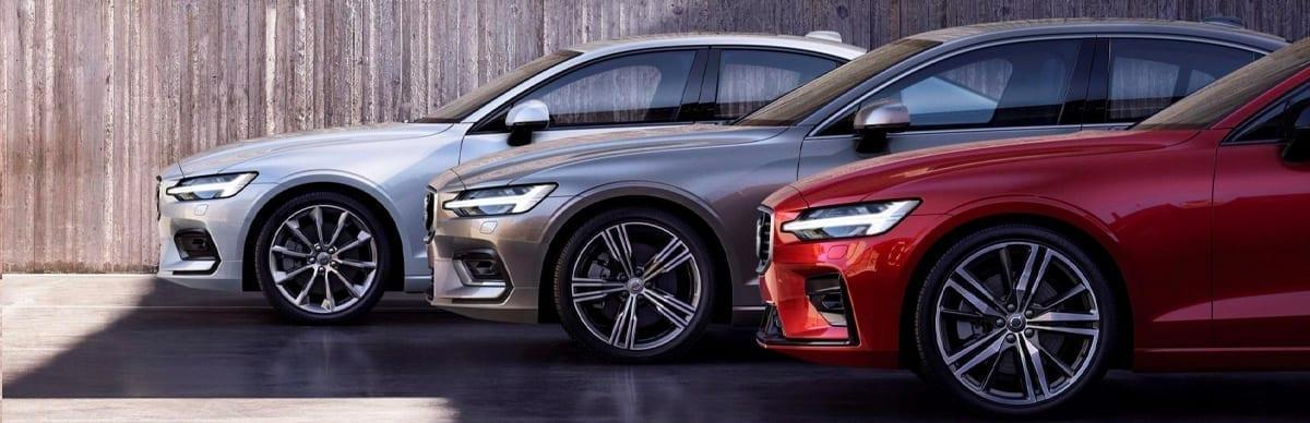 melhores automóveis Volvo
