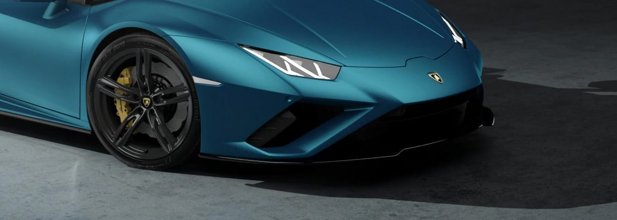 melhores automóveis Lamborghini