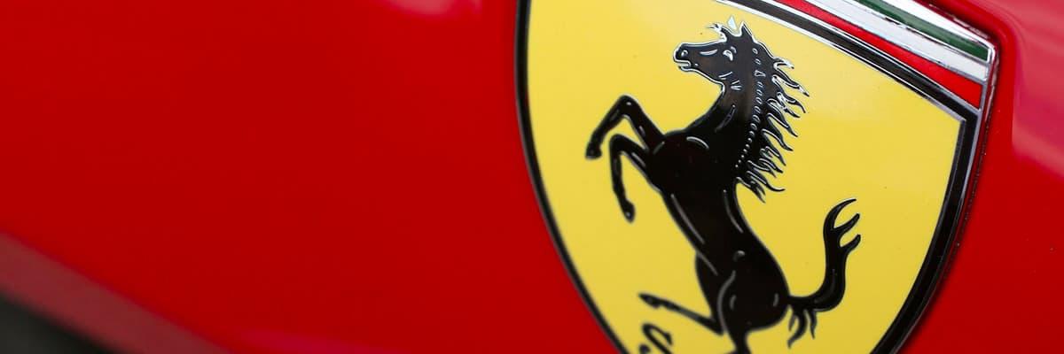 melhores automóveis Ferrari