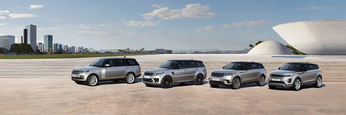 melhores automóveis Range Rover