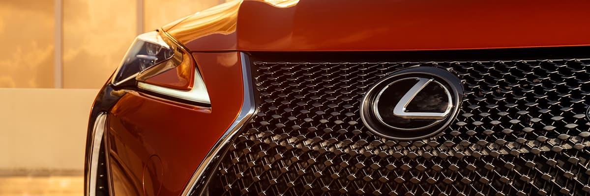 Melhores automóveis Lexus