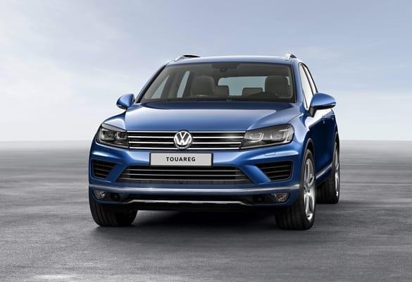 Carro Volkswagen Touareg