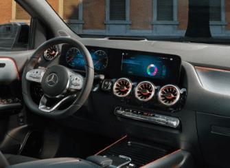 rent a car da Mercedes
