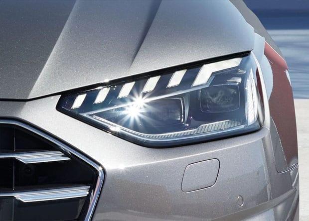 faróis Audi A4