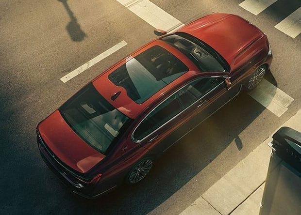 vantagens do BMW Série 7