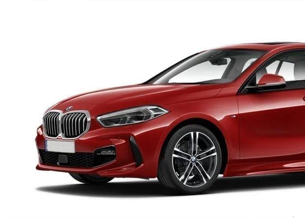 design do BMW Série 1