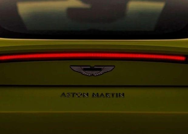 logo do Aston Martin