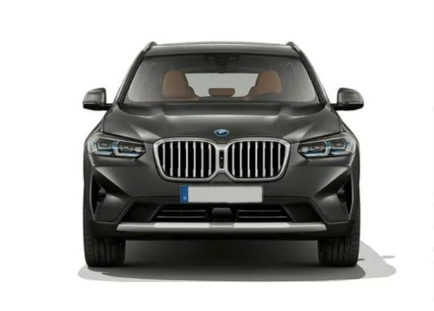 frente do BMW X3