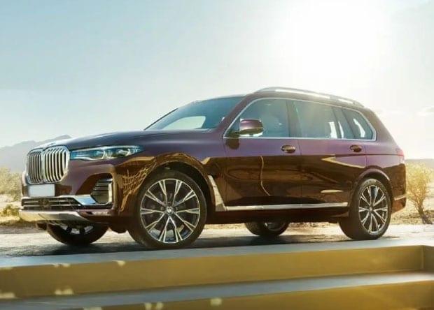 design do BMW X7