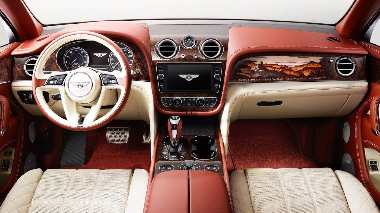 habitáculo do Bentley Mulliner