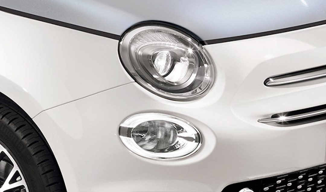 Fiat 500 Híbrido