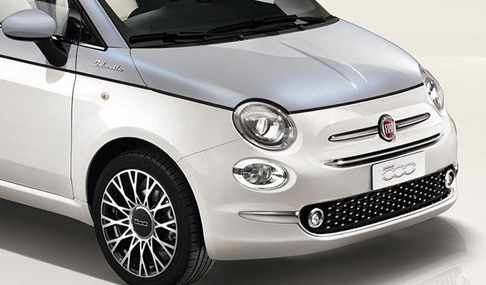 Fiat 500 Hybrid Dolce Vita