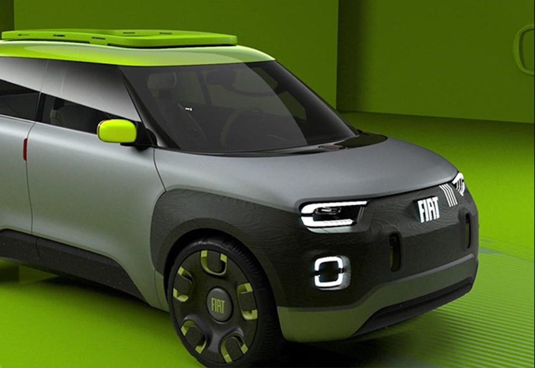 características do Fiat Concept Centoventi